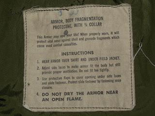 M1969 Flak Vest