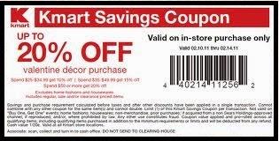 Kmart coupons code