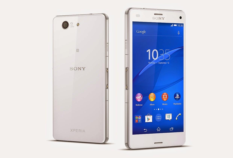انفوجرافيك مواصفات ومميزات وأسعار هاتف سوني إكسبيريا Xperia™ Z3 Compact