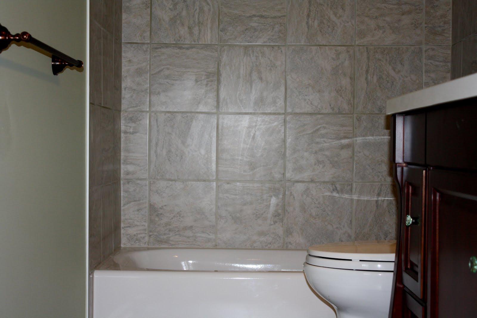 linoleum flooring in bathroom - wood floors