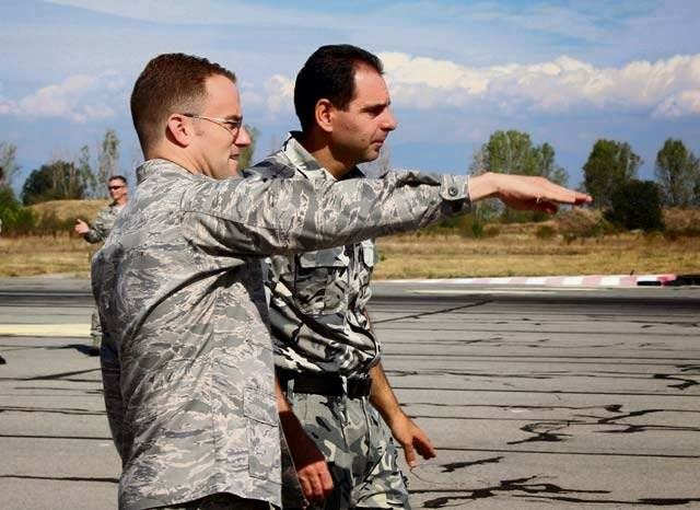 Military News - U.S. steps up air adviser work with European, Asian air forces