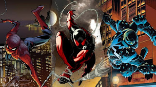 Marvel Cinematic Universe comics movies Spider-man Scarlet Spider Ultimate Peter Parker Ben Reilly Miles Morales