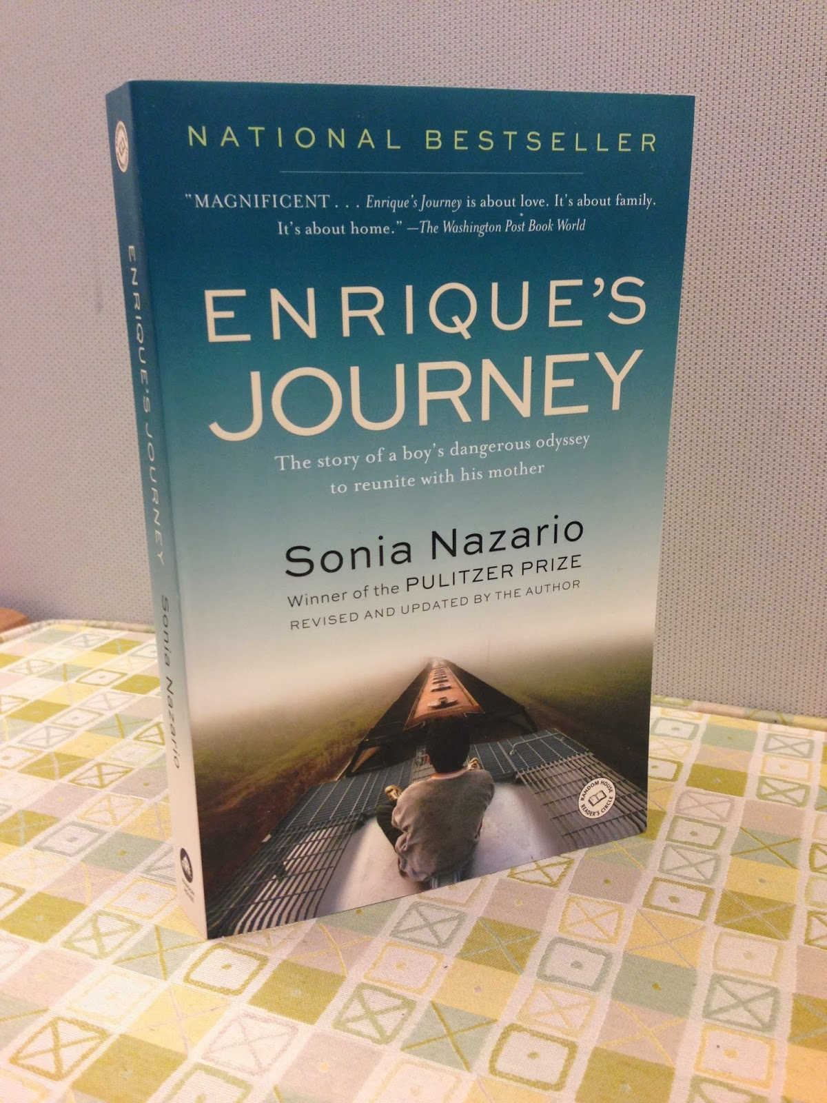 enrique journey essay example Suggested discussion questions for sonia nazario's enrique's journey for example, nazario tells us of.