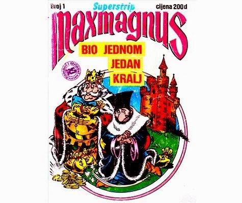 Maxmagnus br. 1 Bio jednom jedan kralj