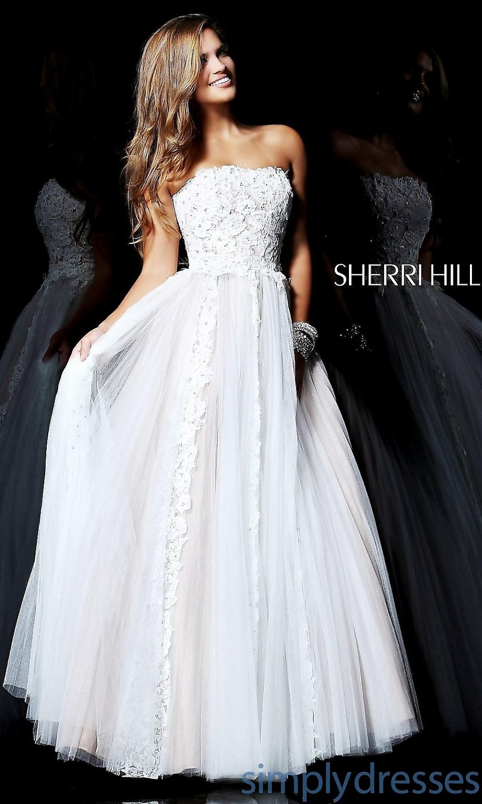 terribly haute beauty i want a sherri hill wedding dress With sherri hill wedding dresses