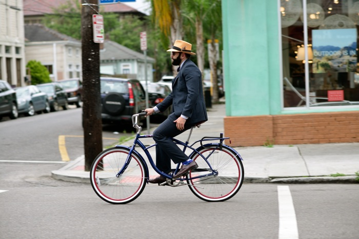 Street gents on the road magazine street new orleans for New orleans street style