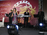 5 piece Jazz Band in KL featuring a female singer