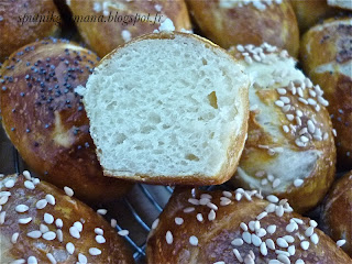 Эльзасская солёная булочка