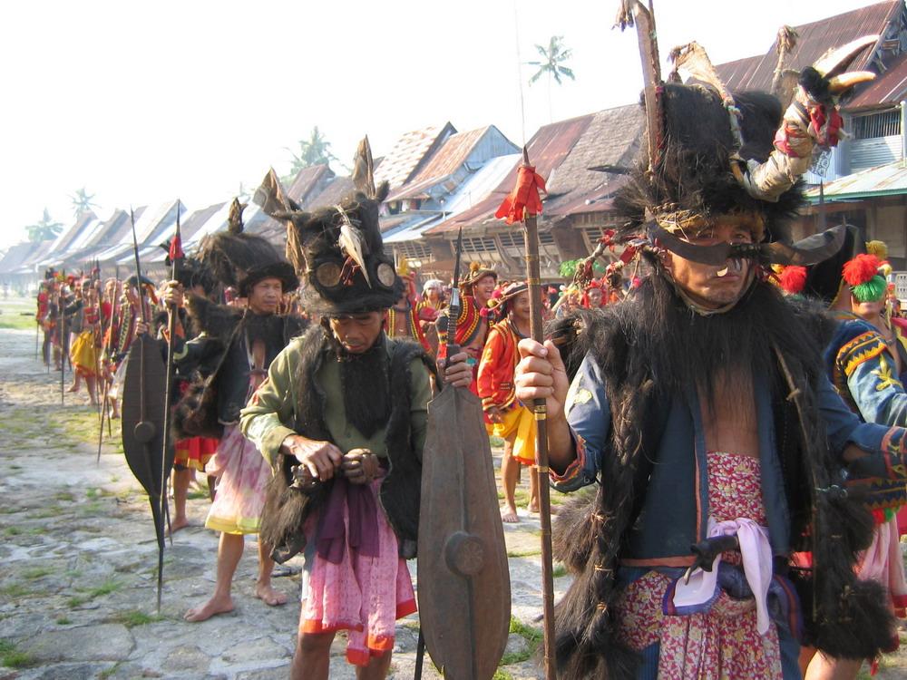 Tari Perang dari Nias, Sumatra Utara