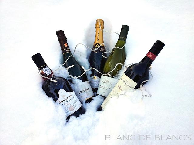 Joulun ajan viinit - www.blancdeblancs.fi