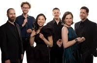 eighth blackbird: Michael Maccaferri, Tim Munro, Yvonne Lam, Matthew Duvall, Lisa Kaplan, Nicholas Photinos.