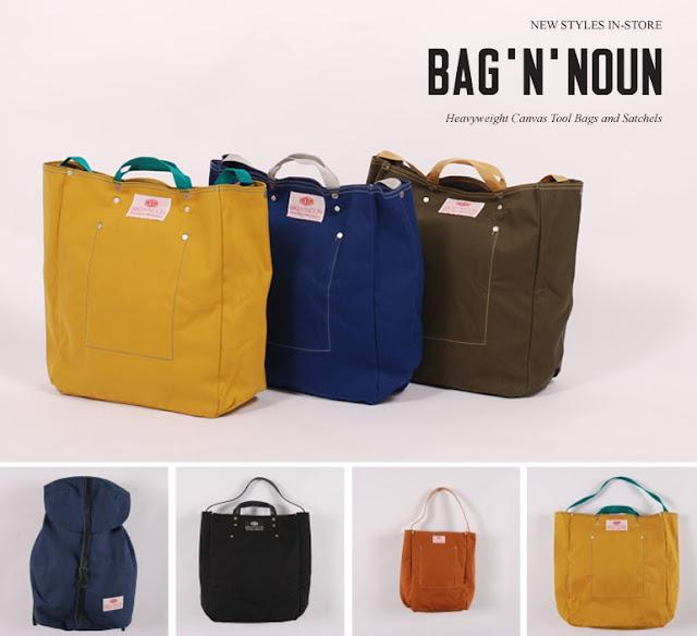 Bag N Noun