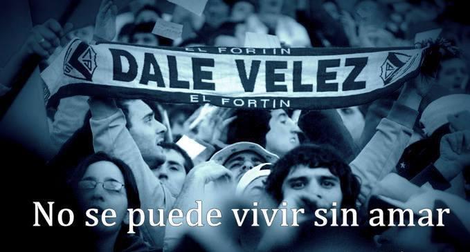 No se puede separar el amor de Vélez