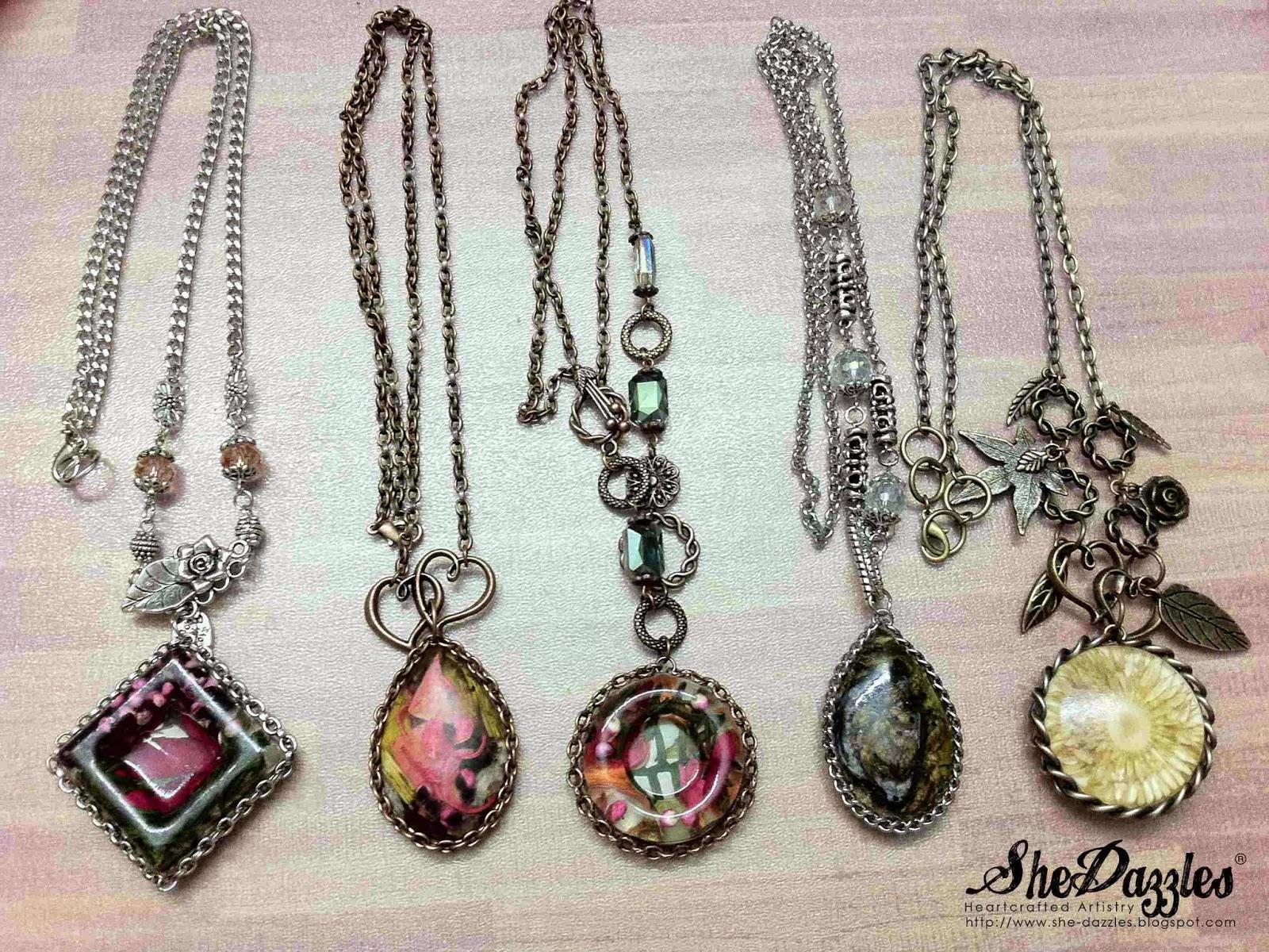 handmade-resin-pendants-necklace-malaysia