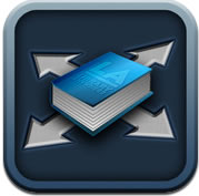 Library Anywhere logo