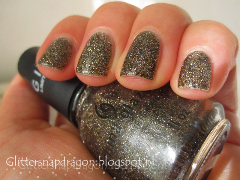 China Glaze Boundary of Memory