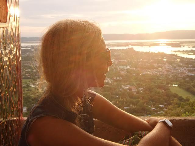 Avventure nel Mondo - Dolce Burma - collina di  Mandalay