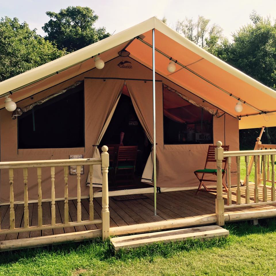 The c&ing and caravan club have not been left behind with this trend and have set up their own gl&ing holidays across 17 UK locations. & Ready Camp Scarborough - Glamping from the Camping and Caravanning ...
