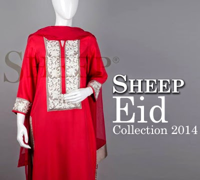 Eid Collection 2014 By Sheep