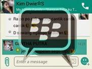 Download BBM Clone Mod Material Desain 2.6.0.30 Terbaru