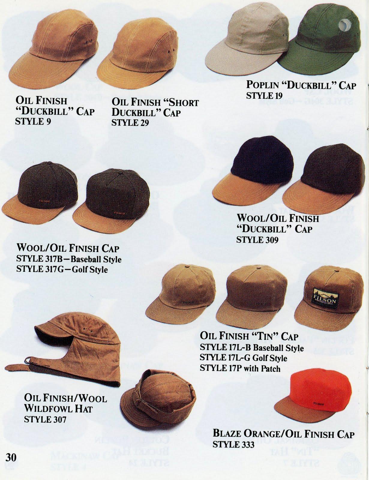 Filson Shelter Cloth Packer Hat Uk