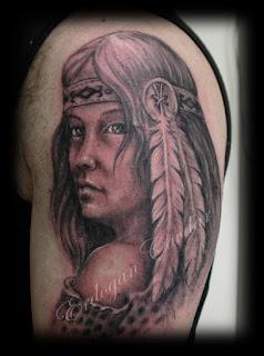 Tuey doevmesi dreamcatcher tattoo 2 kızılderili tuey doevmesi
