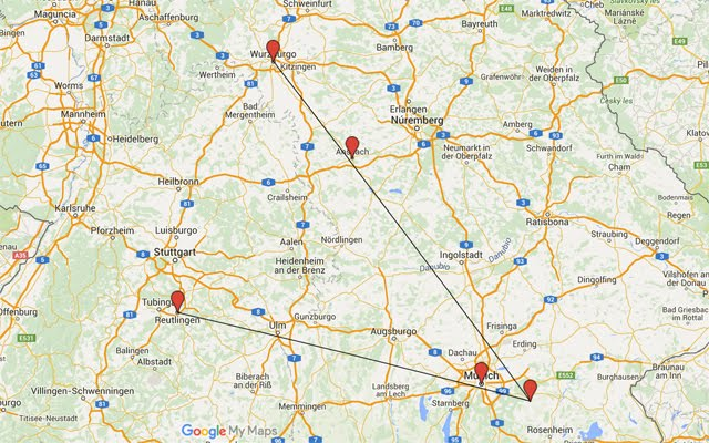 """Alemania, ¿a dónde """"apuntan"""" los datos?"""