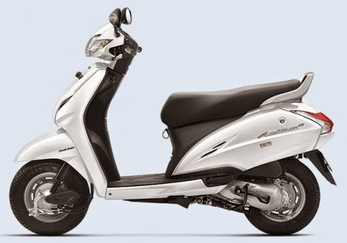 Honda Activa 3G Third Generation Scooter