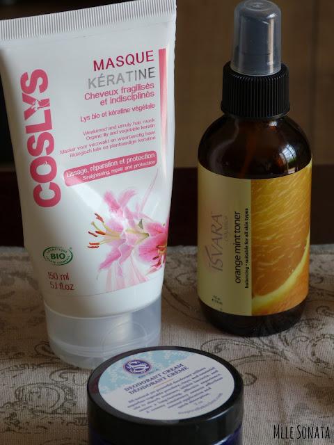 Coslys masque déodorant Soapwalla