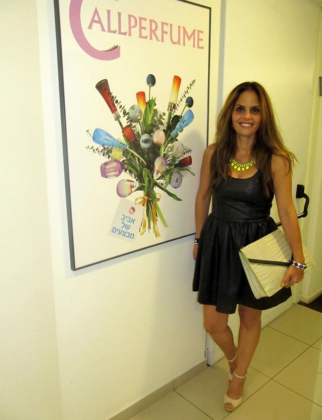 fashion blog Vered'Style CallPerfume