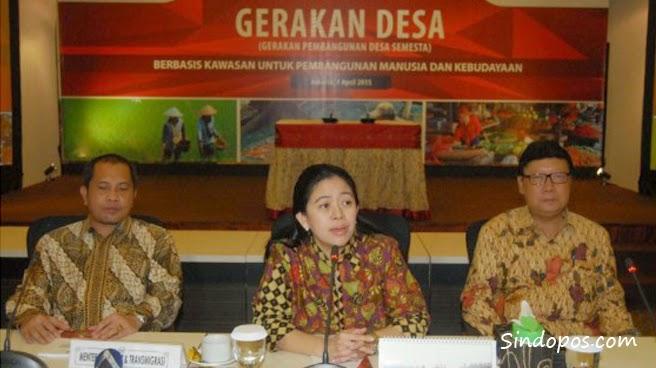 22 Kementerian/Lembaga Koordinasikan Program & Kegiatan Berbasis Desa dan Kawasan