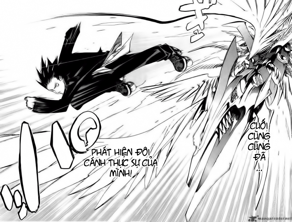Air Gear Chap 102