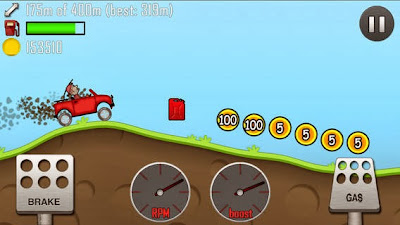 Hill Climb Racing gratis para ios y android