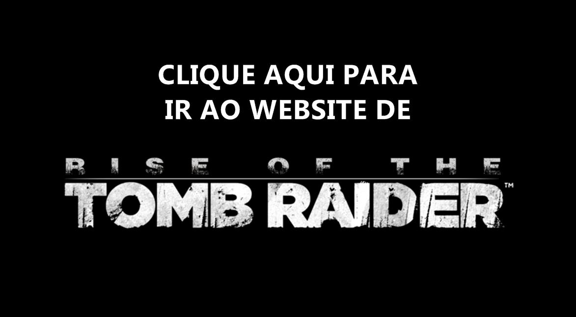 Site Oficial de Tomb Raider