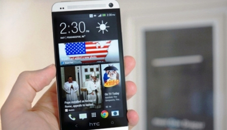 HTC One New Features Android Smartphone