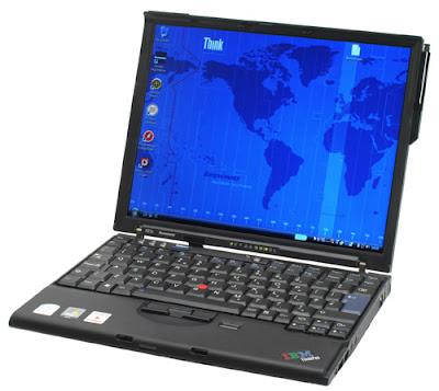 new Lenovo ThinkPad X61s
