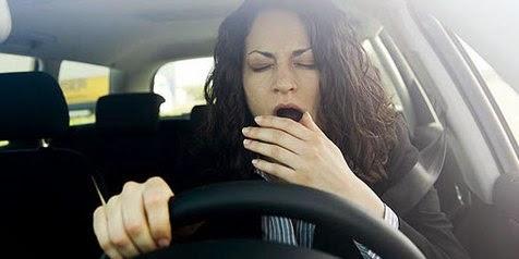 7 Cara Hindari Kantuk Saat Berkendara