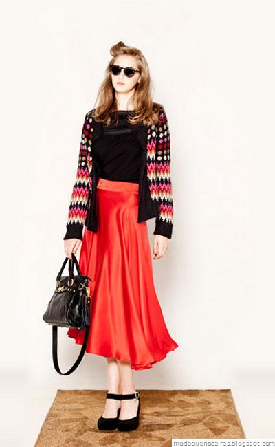 Vero Alfie otoño invierno 2012. Moda invierno 2012.