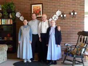 Papa Richard, Mama Darlene & Us: Sweet, Sweet Friends