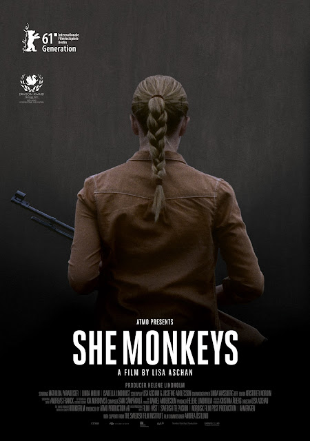 She Monkeys • Apflickorna (2011)
