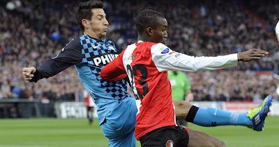 Feyenoord Rotterdam 2 - 0 PSV Eindhoven (2)