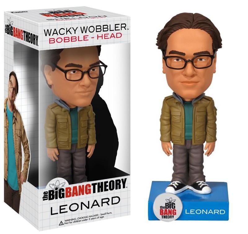 The Blot Says The Big Bang Theory Bobble Heads