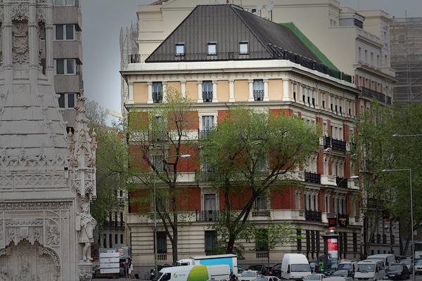 Palacetes de madrid casa palacio del conde de gamazo - Casa ricardo madrid ...