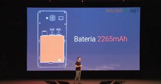 Especificações técnicas Xiaomi Redmi 2 Bateria dura muito