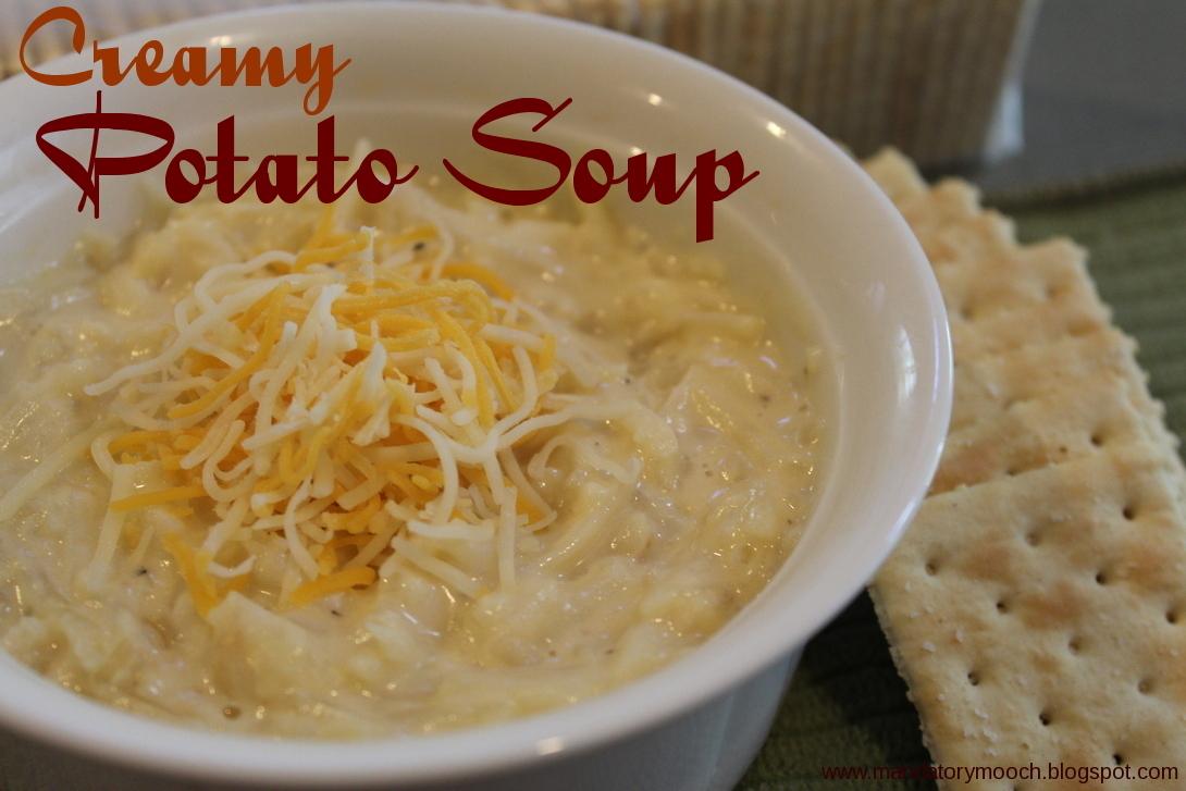 Easy recipes potato soup