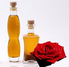 Manfaat minyak bunga mawar