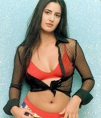 actress hot photo still katrina kaif cleavage in red bra