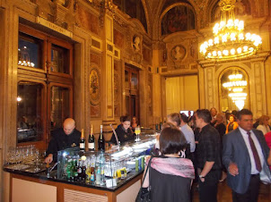 """Friday(4-9-2015):- Interval of play """"Rigoletto"""" at """"Vienna State Opera"""""""