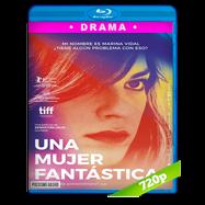 Una mujer fantástica (2017) BRRip 720p Audio Latino