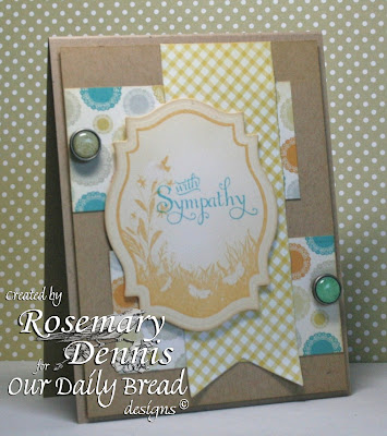 Our Daily Bread Designs, Loving Memories, Bird and Butterfly Labels, Rosemary Dennis